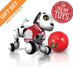 Zoomer Robotic Dog Gift Set w/ $15 Kohl's Cash