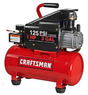 Craftsman 3 Gallon Horizontal Air Compressor Kit