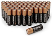 100pk Duracell Coppertop AA Alkaline Batteries
