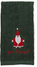 Essential Home Ho! Ho! Ho! Fingertip Towel