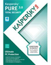 KASPERSKY Lab Pure 3.0 Total Security (3 PCs)