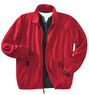Big and Tall Men's Plush Fleece Zip Jacket