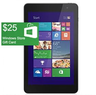 Dell Venue Pro 8 32GB Tablet + $25 Windows Gift Card
