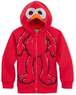 Boys' 2y to 5y Costume Fleece Hoodie in Elmo or Thomas