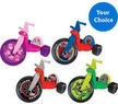 Licensed Original Big Wheel 16 Racer Ride-On Tricycle