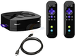 Roku 2 XS Media Streaming Device Bundle (Refurb)
