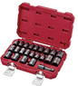 Craftsman 23-Pc. Laser Impact Standard Socket Accessory Set