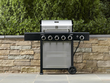 Kenmore  5 Burner LP Gas Grill w/ Side Burner