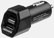 Lenmar Hi-Output 4.2A Dual USB Rapid Car Charger