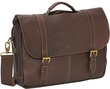 Samsonite Columbian Leather Messenger Bag