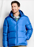 Men's 600-Fill Hooded Down Jacket