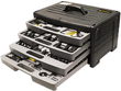 Worker 105-Piece Tool Kit with 4-Drawer Box