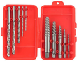 Craftsman 10-Piece Screw Extractor Set w/ Vinyl Case