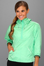 Nike Women's Summerized Half Zip Jacket