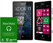 T-Mobile Nokia Lumia 521 or AT&T Nokia Lumia 520 Bundle