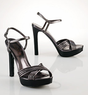 Women's Firala Metallic Leather Sandals