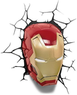 The Avengers 3D Wall Art Nightlight