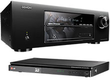 Denon 3D Receiver & LG 3D Blu-ray Player Bundle
