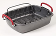 Sandra by Sandra Lee Roasting Pan with Rack