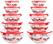 Chef Buddy 20-Piece Glass Bowl Set