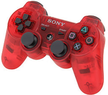 Sony PS3 Dualshock 3 Wireless Controller (Crimson Red)