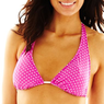 Surfside Women's Polka Dot Halter Top or Hipster Bottoms