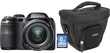 Fujifilm FinePix S4530 14.0-Megapixel Digital Camera Bundle