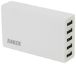 Anker 25W 5-Port USB Charger