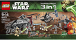LEGO Star Wars Super Pack 3-in-1 Set