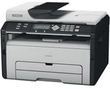 Ricoh Aficio SP 204SN B&W Multifunction Laser Printer