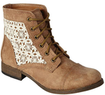 SM New York Women's Lovely Fashion Booties
