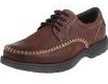 Delli Aldo Men's Leatherette Round Toe Casual Oxford Shoes