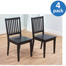 Shaker Dining Chairs 4-Piece Set