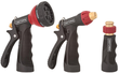 Craftsman 3-Piece Water Hose Metal Nozzle Set