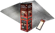 Reach Barrier Do It Yourself Garage Door Insulation Kit