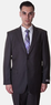 Men's 2-Piece Classic Fit Suits