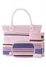 Woman Within - Free 3 PC Striped Bag Set with 2 Item Order