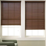 JCPenney Home 2 Printed Faux-Wood Horizontal Blinds