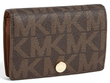MICHAEL Michael Kors Signature Slim Wallet