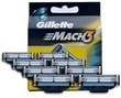 Gillette Mach 3 Refill Cartridges (8-Pack)