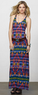 Women's Sunset Tank Maxidress