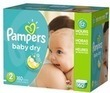 Target - Free Gift Card w/ 2 Diaper Packs Order + Extra $10 Off