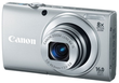 Canon PowerShot A4000 IS Digital Camera (Refurbished)