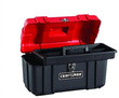 Craftsman 17 Plastic Tool Box with Removable Tray