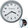 Embassy Wall Clock with Hidden Safe
