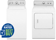 Maytag 3.8-cu ft High-Efficiency Washer + Maytag Dryer