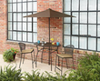 Garden Oasis Clinton 4-Piece Patio Balcony Set
