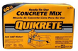 Quikrete 60-lb. Concrete Mix