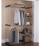 Mainstays Wire Shelf Closet Organizer