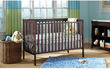 Storkcraft Sheffield II Fixed Side Convertible Crib